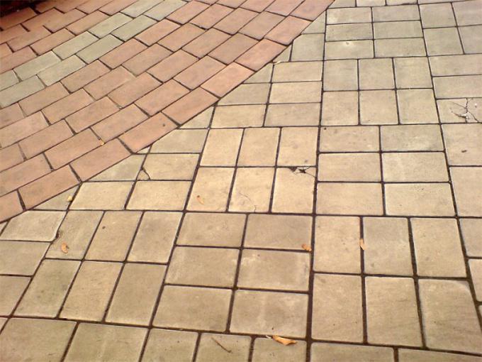Как укладывать плитку на улице