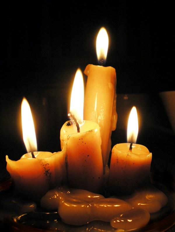 Как беречь свечи