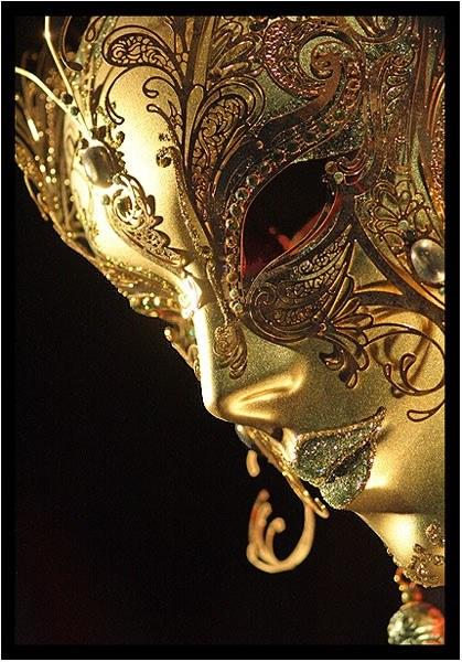 Как сделать новогоднюю маску