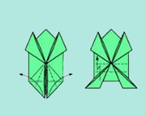 Как сделать оригами из для начинающих
