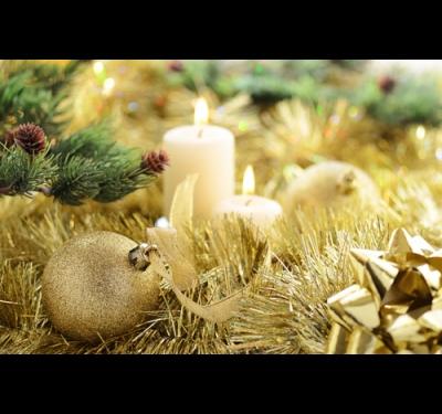 Как украсить квартиру к Новому году своими руками