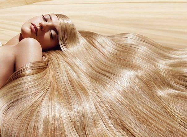 Как смыть с волос касторовое масло