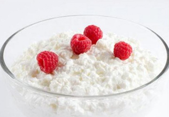How to determine the fat content of cottage cheese