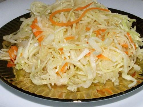 Как приготовить вкусную квашеную капусту