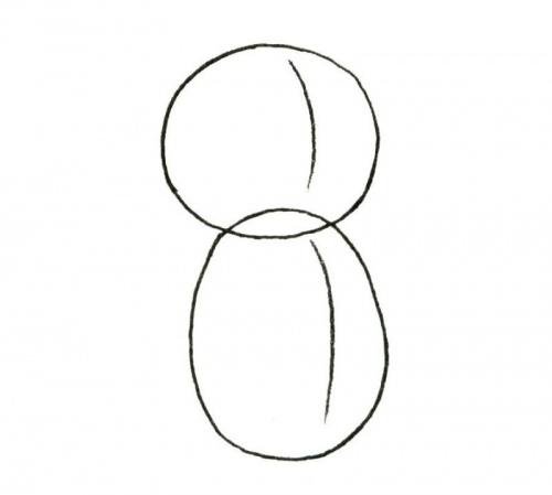 Как нарисовать плюшевого мишку
