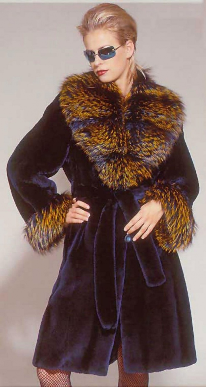 How to make old fur coat