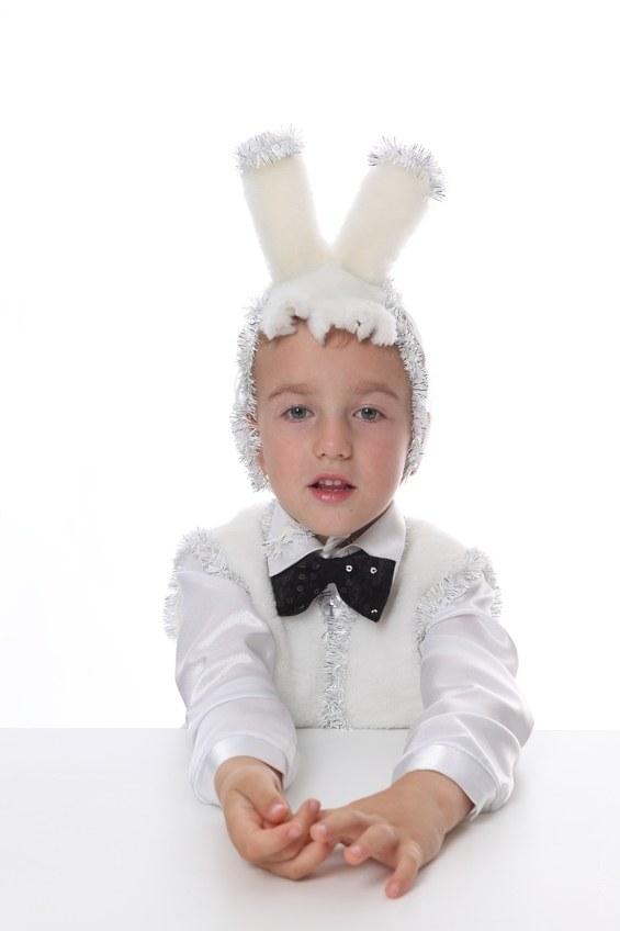 Как сшить уши зайца