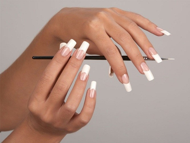 Как использовать гель для ногтей
