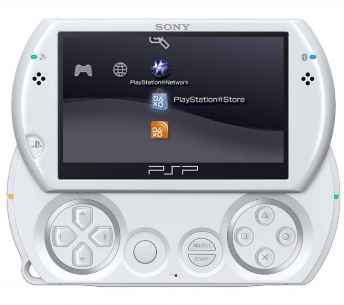 Как зарегистрировать PSP