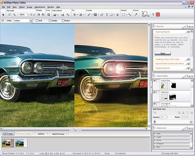 Какие нужны программы для работы с фотографиями