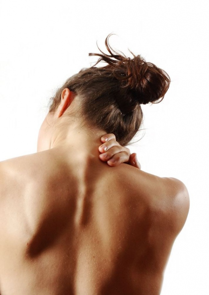 What to do if you get a stiff neck