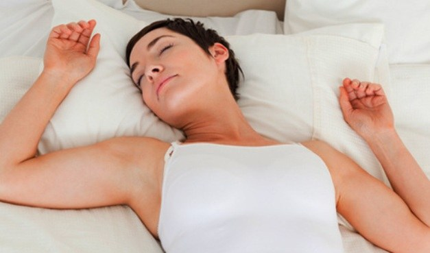 Why numb hands during sleep