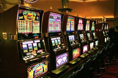 Игровые автоматы: как избавиться от азарта игры