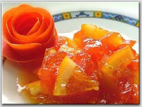 Как готовить варенье из яблок и апельсинов