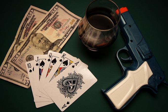 в игру мафия играть карты