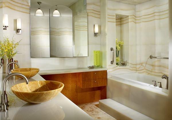 Как оборудовать ванную
