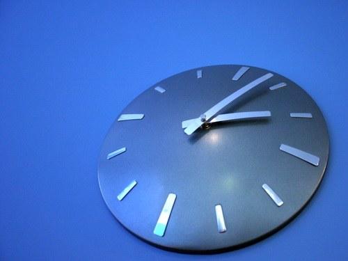 Как указать время работы