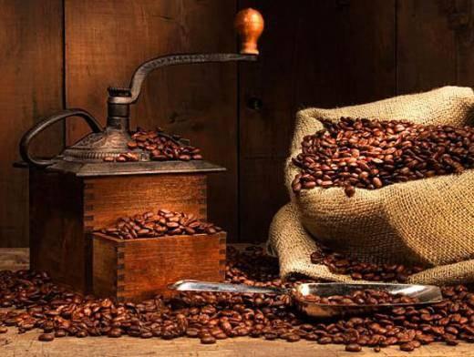 Как молоть кофе в зернах