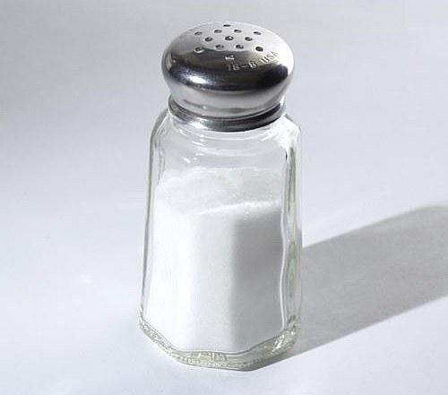 Как освятить соль