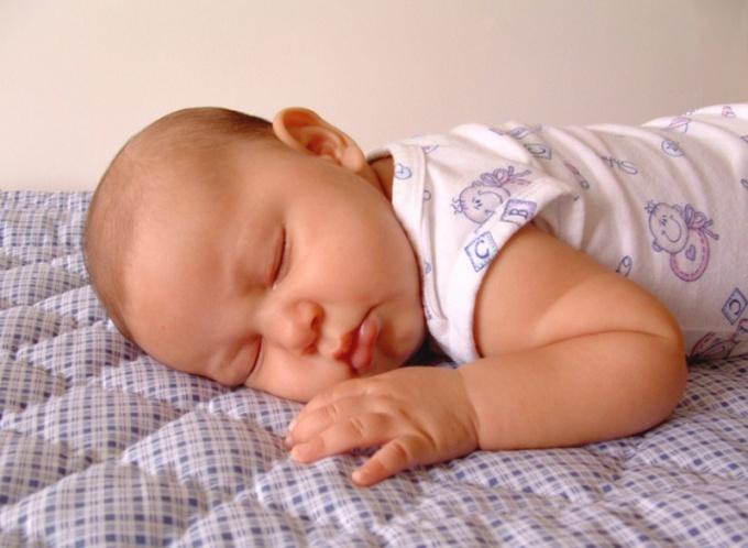 Что делать, если ребенок плохо спит ночью