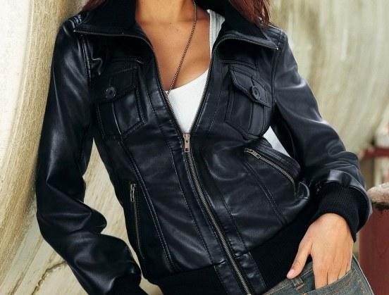 Как выбрать короткую женскую куртку