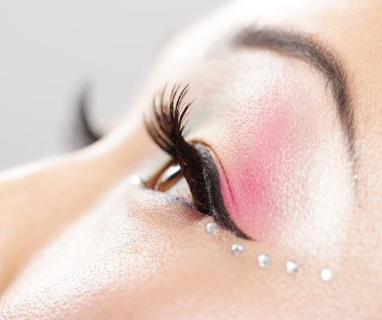 What you need for curling eyelashes