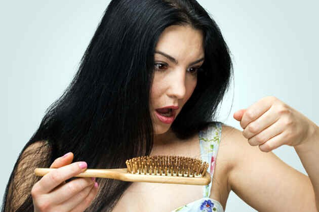 How to restore hair after loss