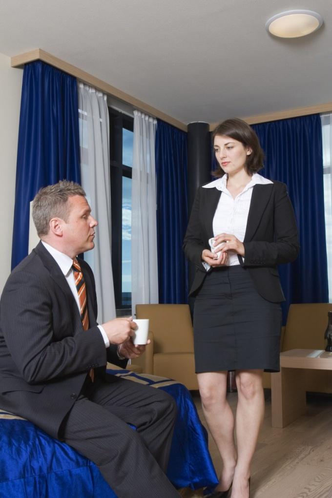 Как выбрать администратора гостиницы