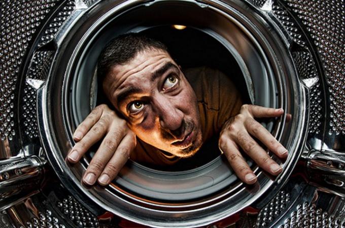 How to flash a washing machine