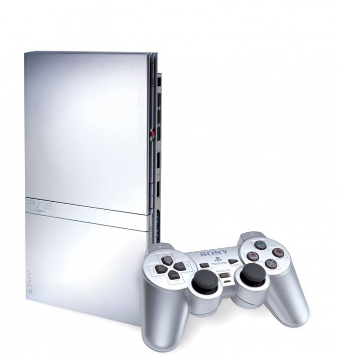 Как прошить Sony Playstation 2