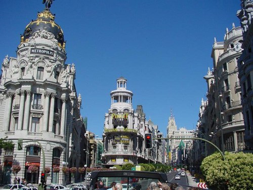 Какой бизнес испании