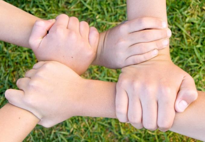 Как сделать дружбу крепкой