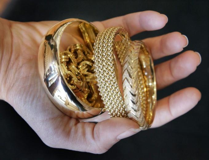 Как определить серебро и золото