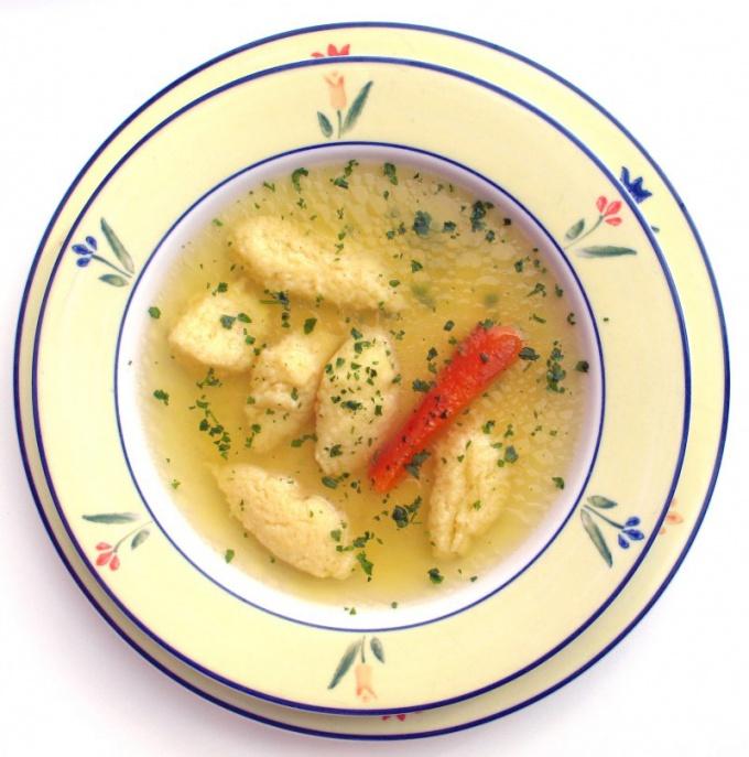 Как спасти пересоленный суп