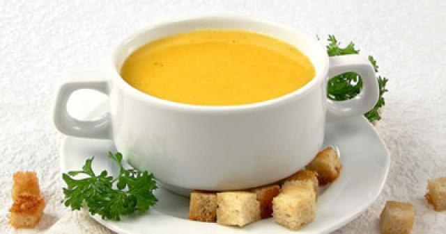 Как приготовить суп-пюре из тыквы