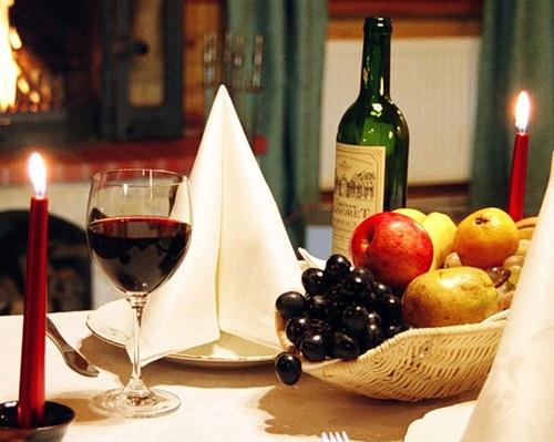 Как приготовить ужин для двоих