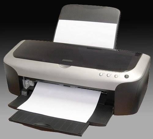 Как определить скорость печати