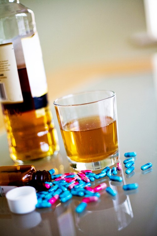 Why not drink alcohol with antibiotics