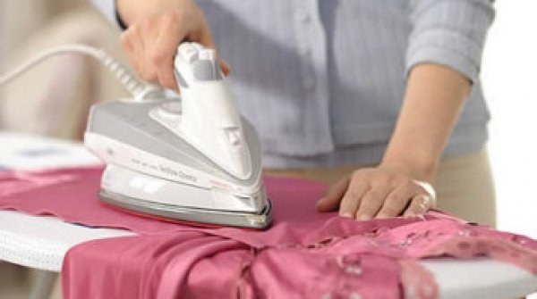 How to dress ironed