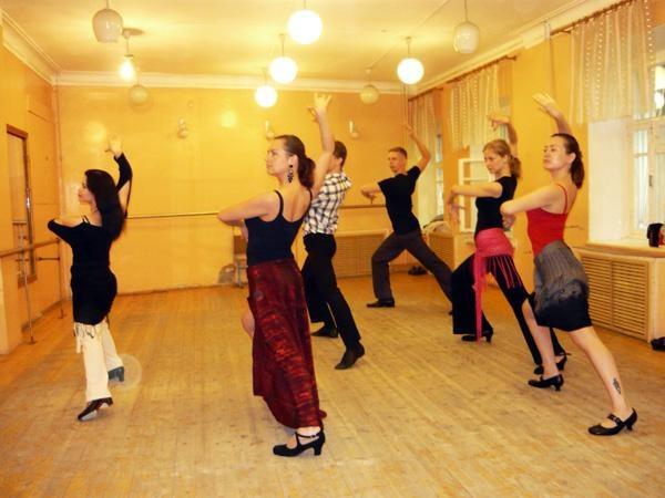 Как открыть студию танца