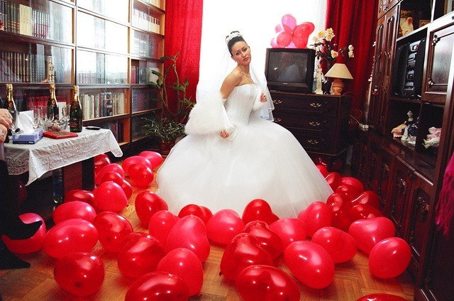 How to meet the bridegroom without ransom