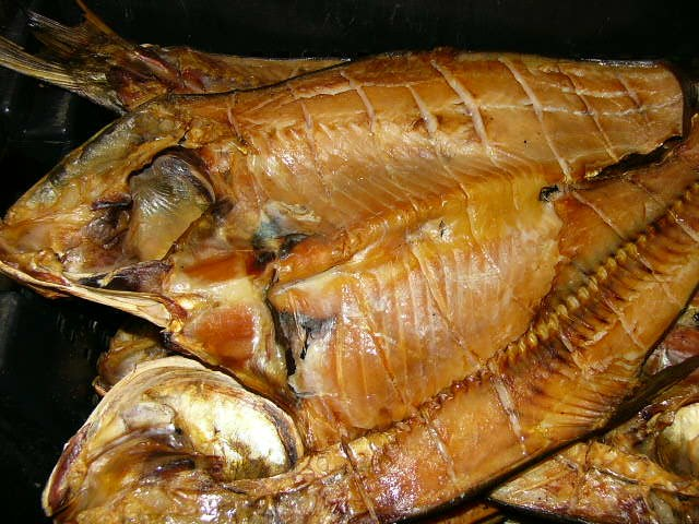 How to cook cold-smoked fish