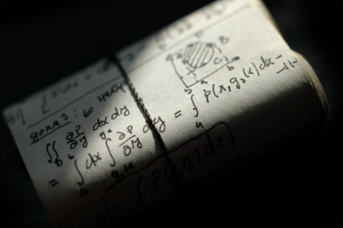 How to put quadratic equation