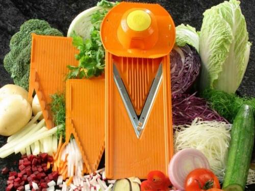 Как выбрать овощерезку