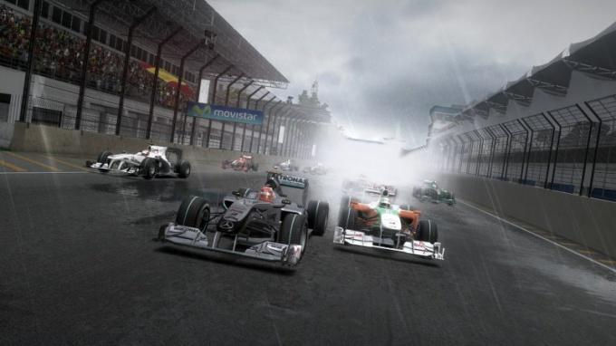"""Как играть в """"Формула 1"""""""