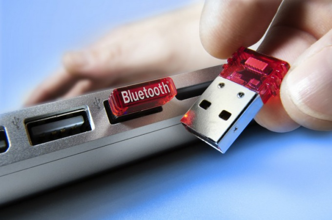 How to find bluetooth in the computer