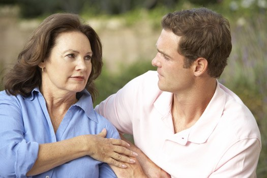 Как вести себя с мужчиной, если он окажется маменькиным сынком