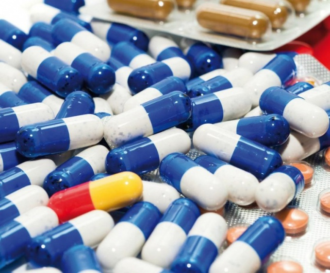 How to eliminate side effects of the antibiotic