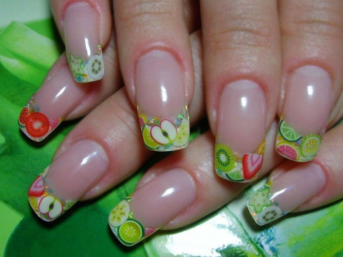 How to learn acrylic nails