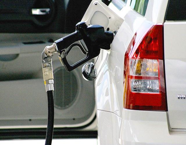 Как заправиться бензином